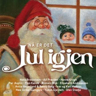 Glade jul – Hanne Krogh