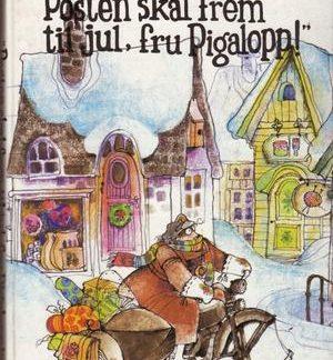 Fru Pigalopp – Hilde Rønningen