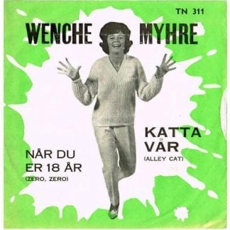Katta vår – Wenche Myhre