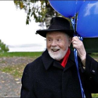 Blå ballong – Arne Bendiksen