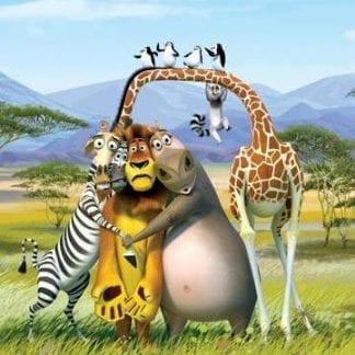 Karaoke - Dyrene I Afrika