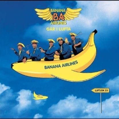 En glad calypso om våren – Banana Airlines