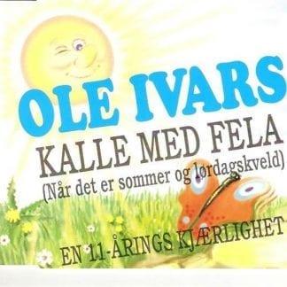 Kalle med fela – Ole Ivars