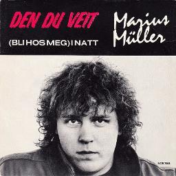 Karaoke Den du veit – Marius Müller