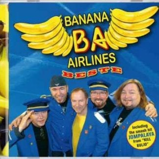 Nordmenn er gale – Banana Airlines