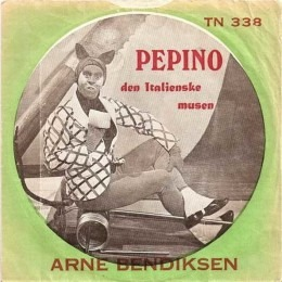 Pepino – Arne Bendiksen