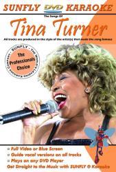 Karaoke Tina Turner - Bestemor i fart