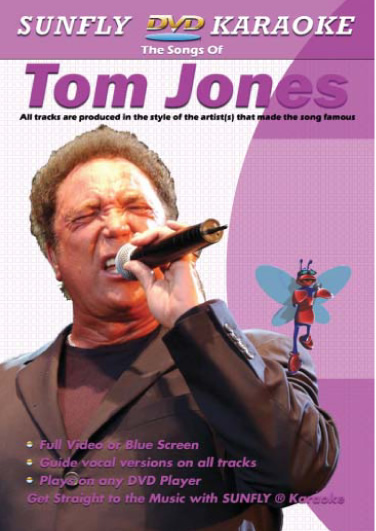 Tom Jones sine store slagere som Delilah