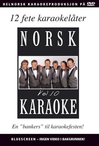 karaoke Hitene fra danseband i Norge
