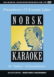 Karaoke med svenske artister fra Norsk Karaoke