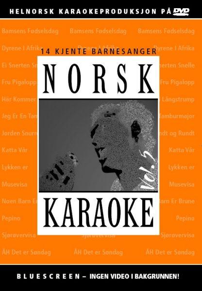 Norsk karaoke