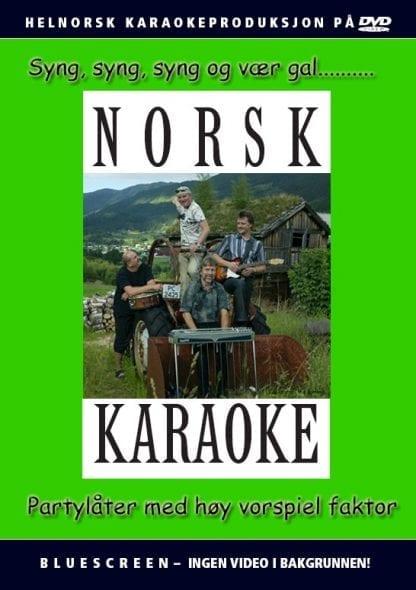 Karaoke Noen av våre store Norske artister