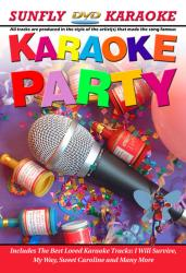 Sunfly DVD Karaokeparty