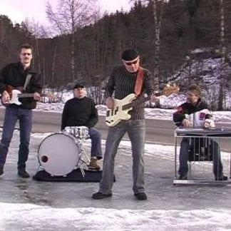 Karaoke Stomp og vatn – Åsmund Åmli Band