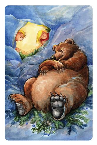 Karaoke Bjørnen Sover
