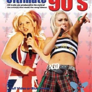 Ultimate 90's de beste sangen fra 90 tallet