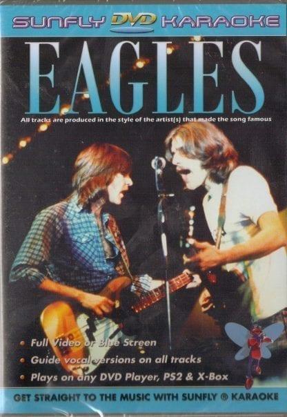 Eagles sine Karaokesanger fra Norsk Karaoke